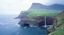Faroe Islands Desktop Wallpaper For PC
