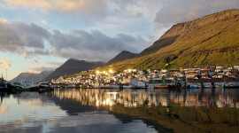 Faroe Islands Desktop Wallpaper HD