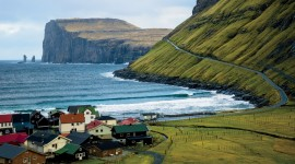 Faroe Islands High Quality Wallpaper
