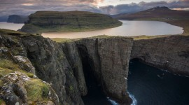 Faroe Islands Wallpaper Background