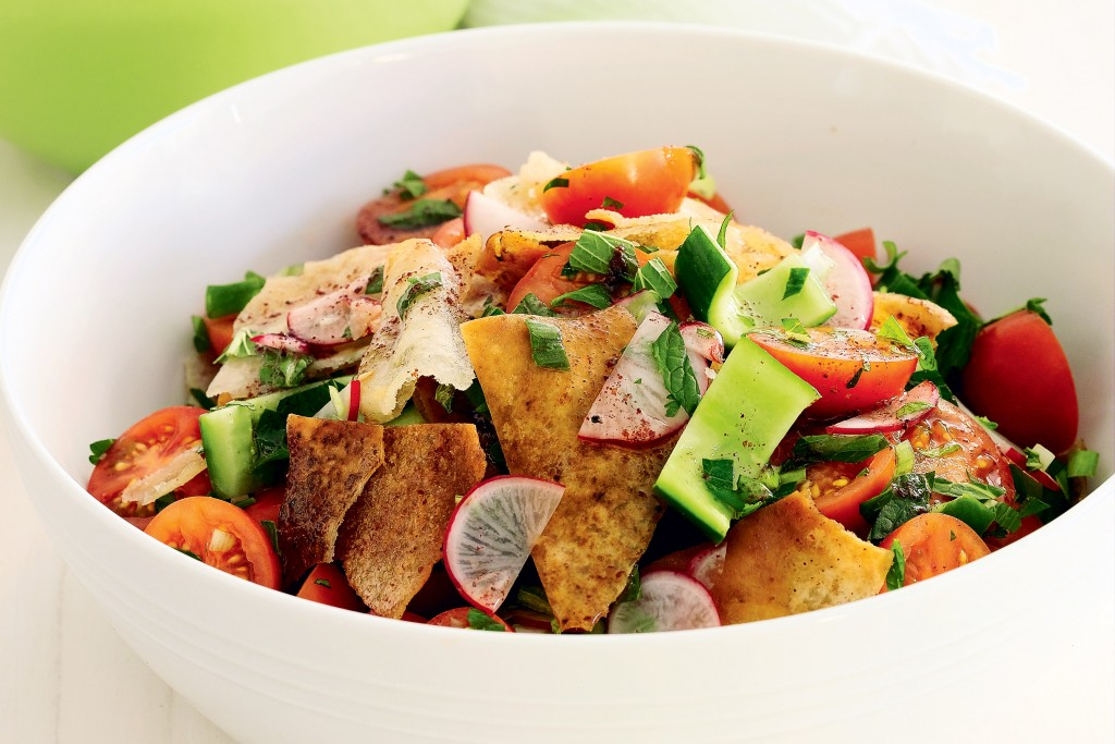 Fattoush Salad wallpapers HD