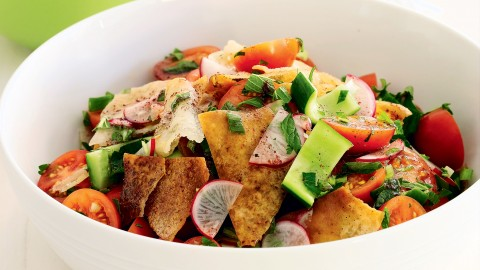 Fattoush Salad wallpapers high quality