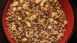 Flax Seeds Wallpaper