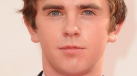 Freddie Highmore Wallpaper For IPhone Free