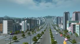Green Cities Cities Skylines Wallpaper 1080p