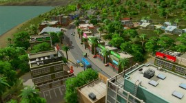 Green Cities Cities Skylines Wallpaper Full HD