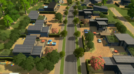 Green Cities Cities Skylines Wallpaper Gallery