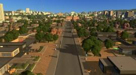 Green Cities Cities Skylines Wallpaper HQ