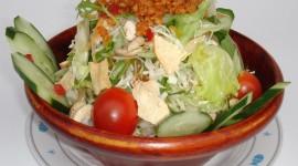 Harusame Salad Photo Free