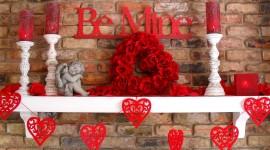Heart Decorations Best Wallpaper
