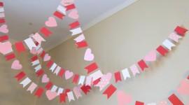 Heart Decorations Desktop Wallpaper HD