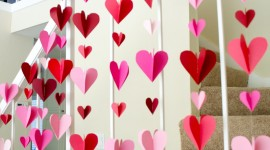 Heart Decorations Wallpaper For IPhone#1
