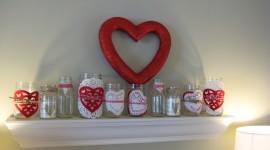 Heart Decorations Wallpaper Full HD#1