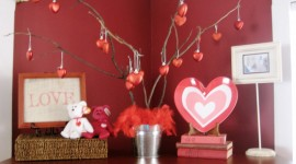 Heart Decorations Wallpaper Gallery