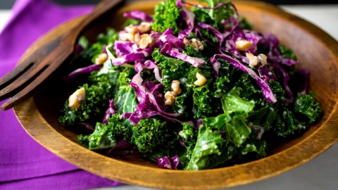 Kale Cabbage Salad wallpapers high quality