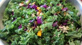 Kale Cabbage Salad Wallpaper Free