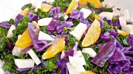 Kale Cabbage Salad Wallpaper Full HD