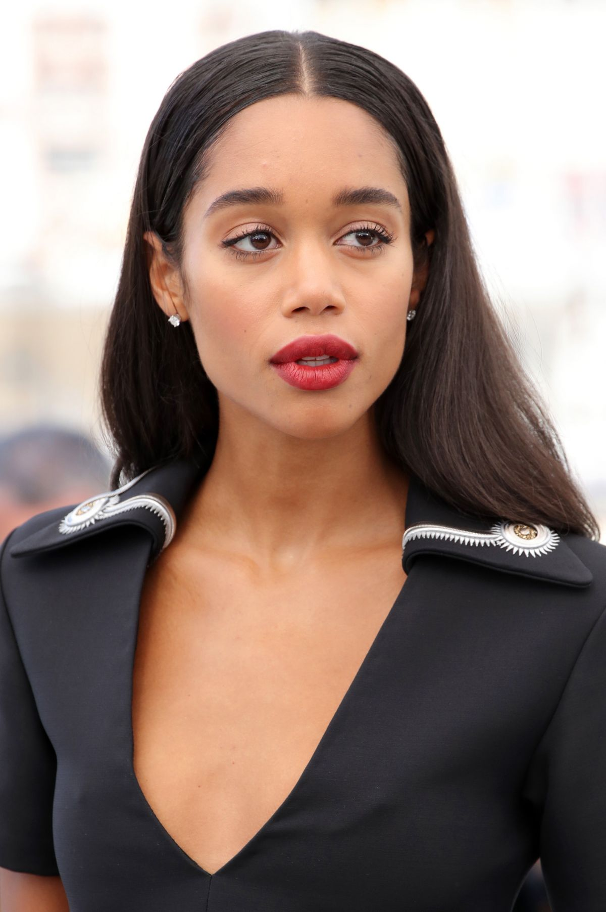 Laura Harrier High Quality Wallpaper