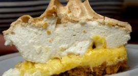 Lemon Pie Desktop Wallpaper