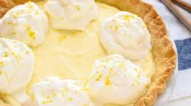 Lemon Pie High Quality Wallpaper