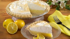Lemon Pie Wallpaper 1080p