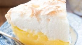 Lemon Pie Wallpaper Background