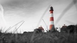 Lighthouse 4K Wallpaper For PC