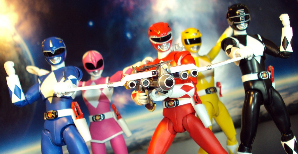 Mighty Morphin Power Rangers wallpapers HD