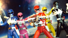 Mighty Morphin Power Rangers Best Wallpaper