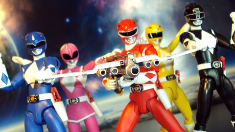 Mighty Morphin Power Rangers wallpapers high quality