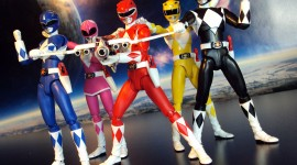 Mighty Morphin Power Rangers Photo Free