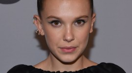 Millie Bobby Brown High Quality Wallpaper