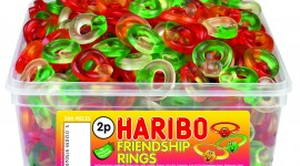 Multi-Colored Sweets Desktop Wallpaper Free