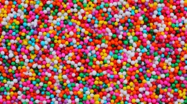 Multi-Colored Sweets Wallpaper Download Free