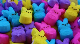 Multi-Colored Sweets Wallpaper For PC