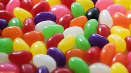 Multi-Colored Sweets Wallpaper Full HD