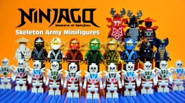 Ninjago Masters Of Spinjitzu Best Wallpaper