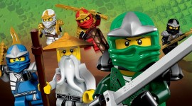 Ninjago Masters Of Spinjitzu Desktop Wallpaper