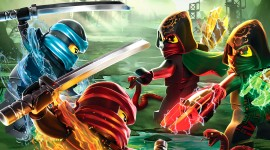 Ninjago Masters Of Spinjitzu Desktop Wallpaper Free