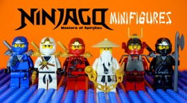 Ninjago Masters Of Spinjitzu Wallpaper Download