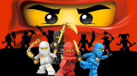 Ninjago Masters Of Spinjitzu Wallpaper Download Free