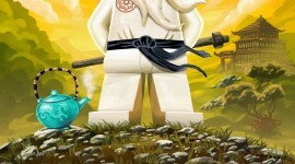 Ninjago Masters Of Spinjitzu Wallpaper For IPhone