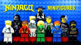 Ninjago Masters Of Spinjitzu Wallpaper HD