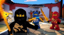 Ninjago Masters Of Spinjitzu Wallpaper High Definition