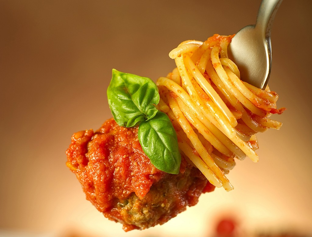 Pasta With Ketchup wallpapers HD