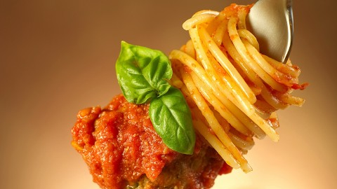 Pasta With Ketchup wallpapers high quality