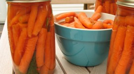 Pickled Carrots Photo Download