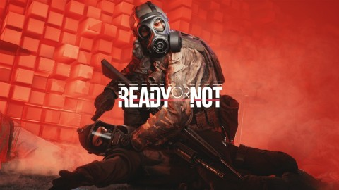 Ready Or Not wallpapers high quality