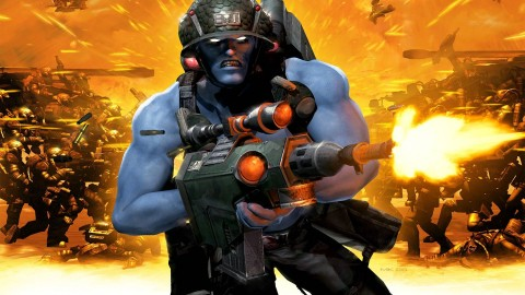 Rogue Trooper Redux wallpapers high quality