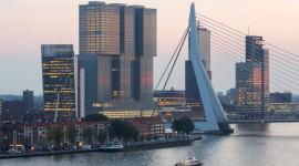 Rotterdam Desktop Wallpaper